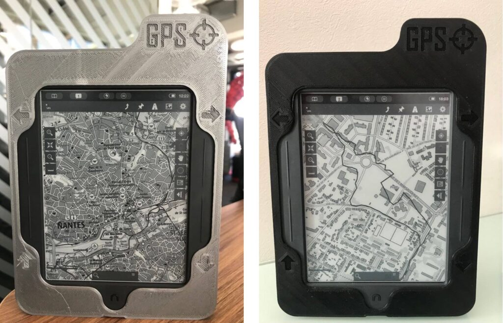 Nook Simple Touch GPS mod